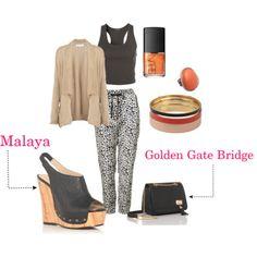 Malaya wedge sandal #shoes