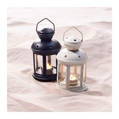 Add some ambiance with the ROTERA tealight lantern!  Available in silver, red, black, white, pink, blue, yellow, and orange for only $3.99!