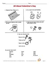 How we celebrate Valentine's Day printable funni valentin, valentine day, sweet valentin, valentin parti, celebr valentin, winter classroom, speech activ
