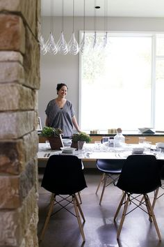 modern home of rebecca finell