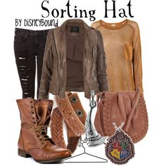 Sorting Hat, created by lalakay.polyvore.com