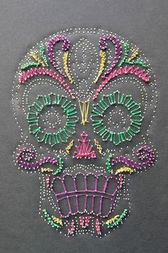 Very cool - Dia de los Muertos