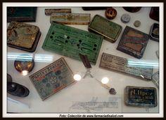 Cajas metalicas vintage