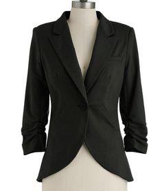 like a boss, style, black blazer, blazer iheartadabell, wardrob stapl