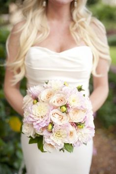A Glamorous Silver & Blush Beach Wedding | Every Last Detail