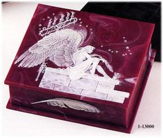 Incolay Jewelry Box
