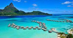 InterContinental Bora Bora Resort & Thalasso Spa in Bora Bora, French Polynesia - Hotel Travel Deals   Luxury Link