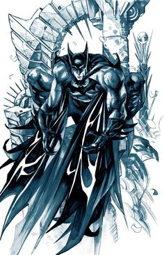 Batman by Joh James