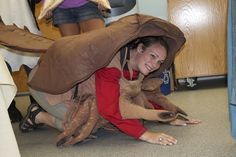 Natalie as Hosrshoe Crab by North Carolina Museum of Natural Sciences, via Flickr