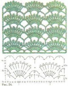 free crochet stitch