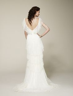 Marchesa 2013. What a stunning back!