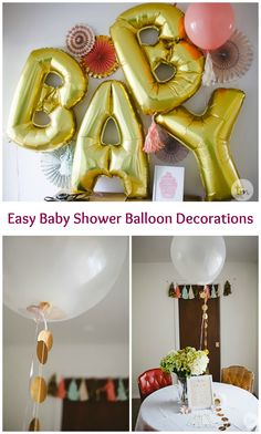 Easy Baby Shower Bal