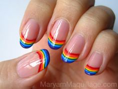 The Happiest of Nails by Maryam Maquillage