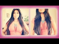 How to Cut Your Own Hair in Layers - YouTube