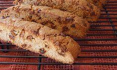 Brown Sugar- Cinnamon Biscotti