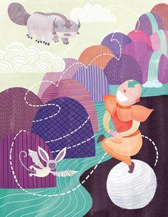 Marisa Seguin Illustration & Design: YIP YIP!
