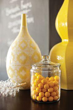 Yellow and yellower