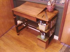 Building A Drafting Table On Pinterest Tables Pedestal