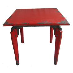 industrial Moe's Home Collection Sidas Dining Table