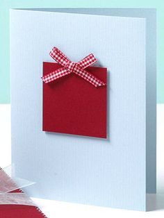 Quick & Easy Christmas Cards: Use Basic Shapes to Create Quick Holiday-Card Embellishments
