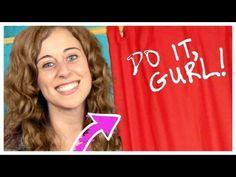 ▶ Bedsheet Curtain - Do It, Gurl - YouTube