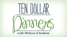 Ten Dollar Dinners : Food Network - FoodNetwork.com