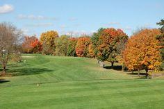 erskin park, golf cours