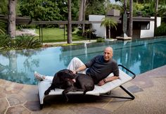 How The Simpsons Co-Creator Sam Simon Is Facing His Own Tragedy | Vanity Fair
