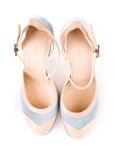 pastel shoe