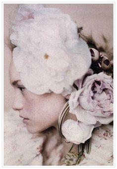 Gemma Ward by Paolo Roversi.