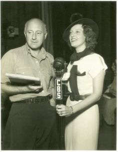 'Irene' Lux Radio.  With Cecil B. DeMille