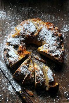 Orange & Chocolate Brioche #recipe