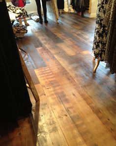 Reclaimed wood flooring on pinterest oak flooring wood for Reclaimed wood san francisco