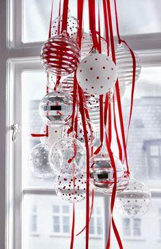 I like this idea for doors. I love this idea on windows                 !
