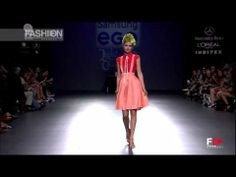 "▶ Fashion Show ""LADY CACAHUETE"" Spring Summer 2014 Madrid HD by Fashion Channel - YouTube"