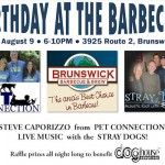 August 9: Celebrate Dog House Adoptions Birthday at the BBQ!