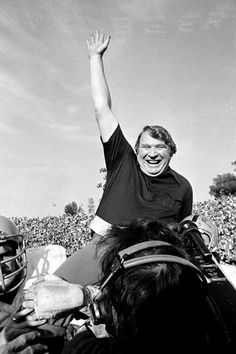 John Madden, Oakland Raiders