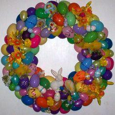 EASTER WREATHS   Easter wreath
