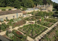 The Gardens of Newton Surmaville!