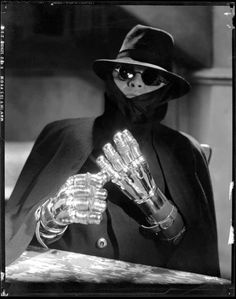 Peter Lorre in Mad Love