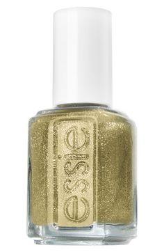 essie in gold