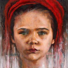 Oil Paintings 2013 by Erik Maniscalco, via Behance