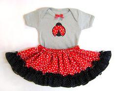 Free Sewing Pattern: Ruffle Skirt Tutorial - I Sew Free
