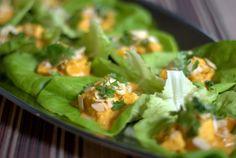 Butter chicken wraps - Recipe by Briana Santoro
