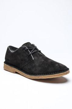 //\\ Black desert boots