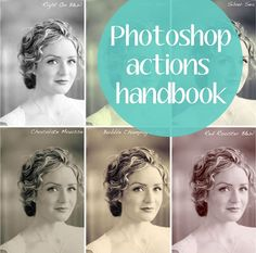 How to Use Photoshop Actions + Free Actions Downloads #photography #blog #blogger