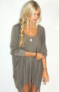 i could never pull this off but its really cute!