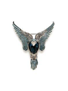 Phoenix Brooch by Swarovski Jewelry