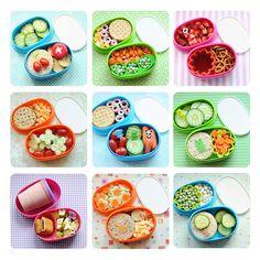 Lunch bento box ideas!