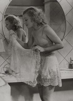 Lillian Harvey, 1933, via Decaying Hollywood Mansions